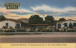 The Clifton Motel