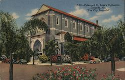 "Episcopal St. Luke's Cathedral, ""The City Beautiful"""