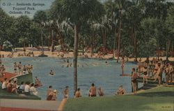 Sanlando Springs, Tropical Park