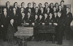 St. Peter's Glee Club Postcard