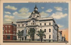 Berkeley County Court House