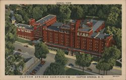 Clifton Springs Sanitarium