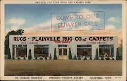 Come to Our Summer Sale - Plainville Rug Co.