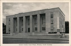 Lenoir County Court House
