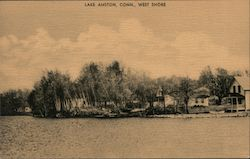 Lake Amston, West Shore