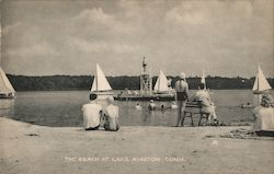 The Beach, Lake Amston