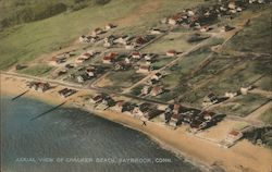 Aerial View of Chalker Beach
