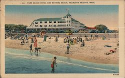 Park Beach Hotel and Bathing Beach