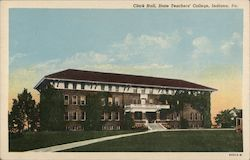 Clark Hall, State Teachers' College