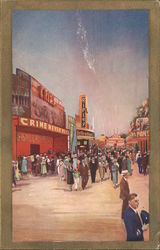 The Midway - California Pacific-International Exposition