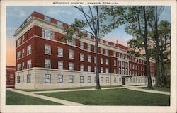 Methodist Hospital Postcard