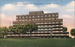 The Ellis Fischel State Cancer Hospital Postcard