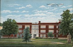 Smith-Cotton High School Postcard