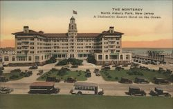 The Monterey, A Distinctive Resort Hotel on the Ocean