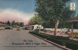 The Patio, Fairgrounds Motel & Coffee Shop