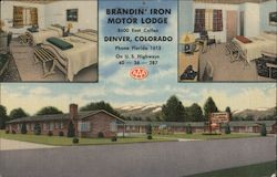 Brandin' Iron Motor Lodge