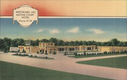 Westward-Ho Motor Court Hotel