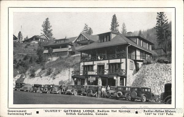 Oliver's Gateway Lodge British Columbia Canada