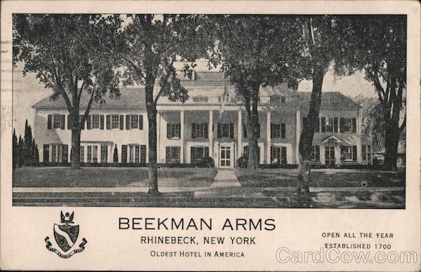Beekman Arms Rhinebeck New York