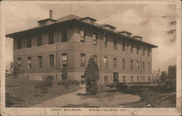 Diary Building State College Pennsylvania