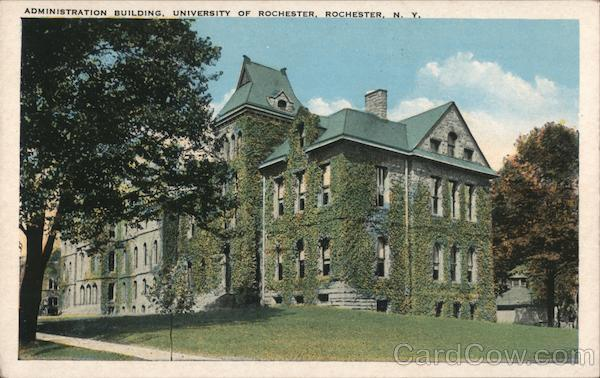 Administration Building, University of Rochester New York