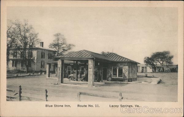 Blue Stone IN, Route No. 11 Lacey Springs Virginia