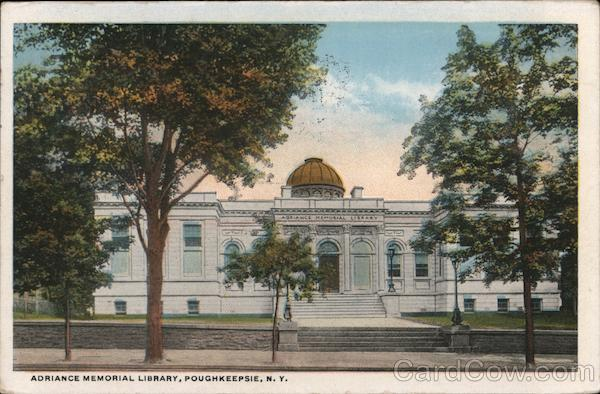 Adriance Memorial Library Poughkeepsie New York