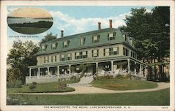 The Winnecoette, The Weirs