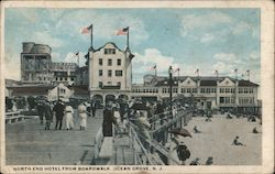 North End Hotel from Boardwalk