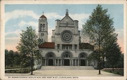 St. Agnes Church, Euclid Ave. and East 81 St.