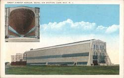 Great Airship Hanger, Naval Air Station