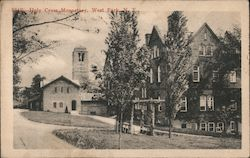 Holy Cross Monastery Postcard