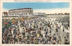 Ostend Casino and Beach, Far Rockaway