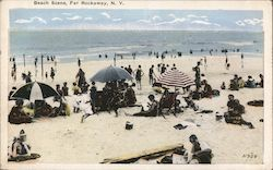 Beach Scene, Far Rockaway