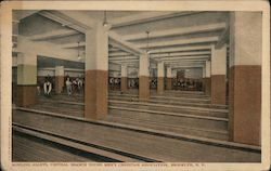 Bowling Alleys, Central Branch YMCA