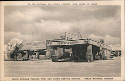 Trading Post and Super Service Station