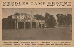 Needles Camp Ground and Cabins