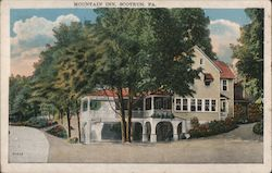 Mountain Inn Postcard