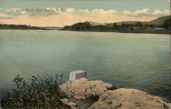 Tri-States Rock Port Jervis New York
