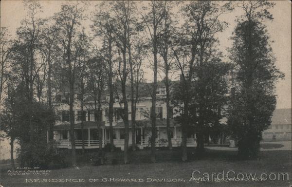 Residence of G. Howard Davison Millbrook New York
