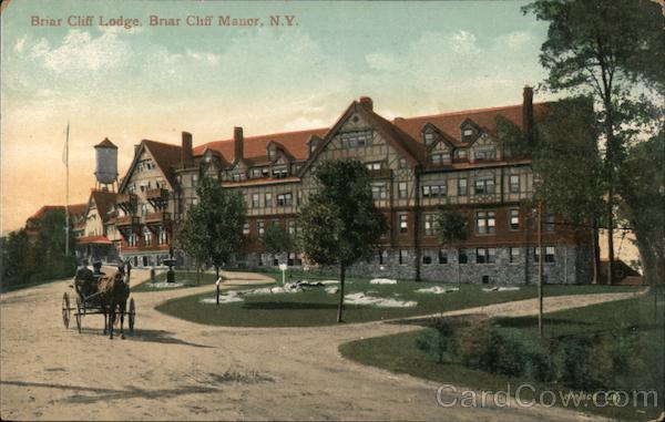 Briar Cliff Lodge, Briar Cliff Manor Briarcliff Manor New York