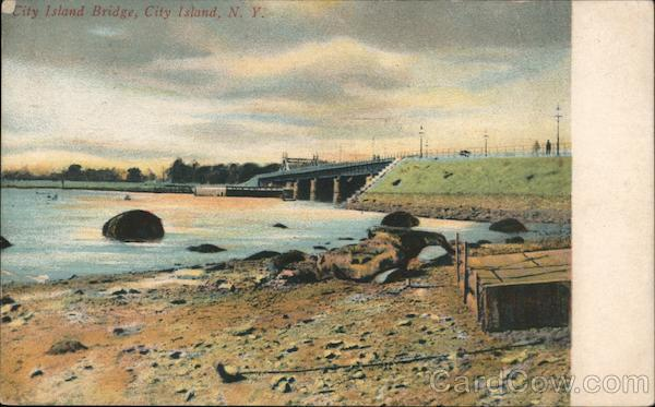 City Island Bridge New York