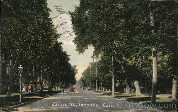 Jarvis St. Toronto Canada Misc. Canada