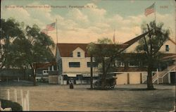 Dance Hall, Rhodes-on-th-Pawtuxet Postcard