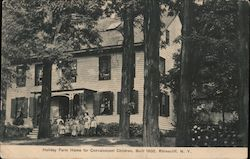 Holiday Farm Home for Convalescent Children