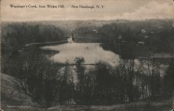 Wappinger's Creek, from Wickes Hill