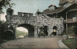 The Port Cochere, Mohonk Lake