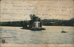 Coxsackie Lighthouse, Hudson River