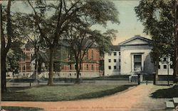 Library and Historical Society Building, Brown University