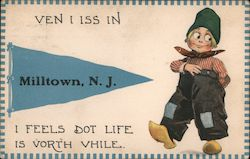 Dutch Boy and Pennant